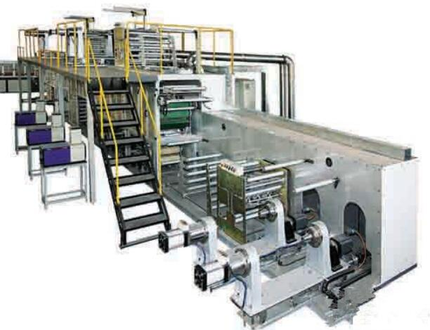 Frequency Type Under Pad Machine